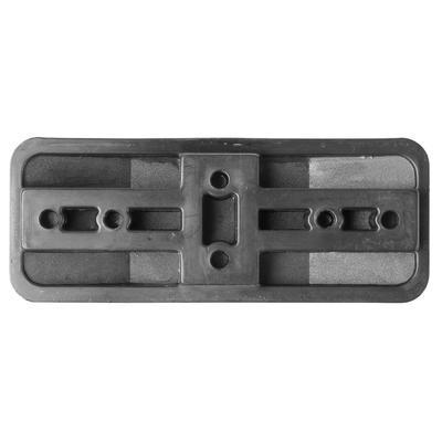 Odrazka na nosič zadní-2x šroub samořezný - 2